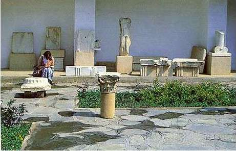 Archaeological Museum of Parikia